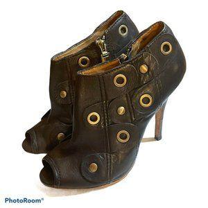 Luxury L.A.M.B Gwen Stefani sexy ankle booties 🥰